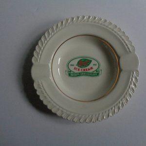 Vintage Breyers Ice Cream Anniversary Ashtray